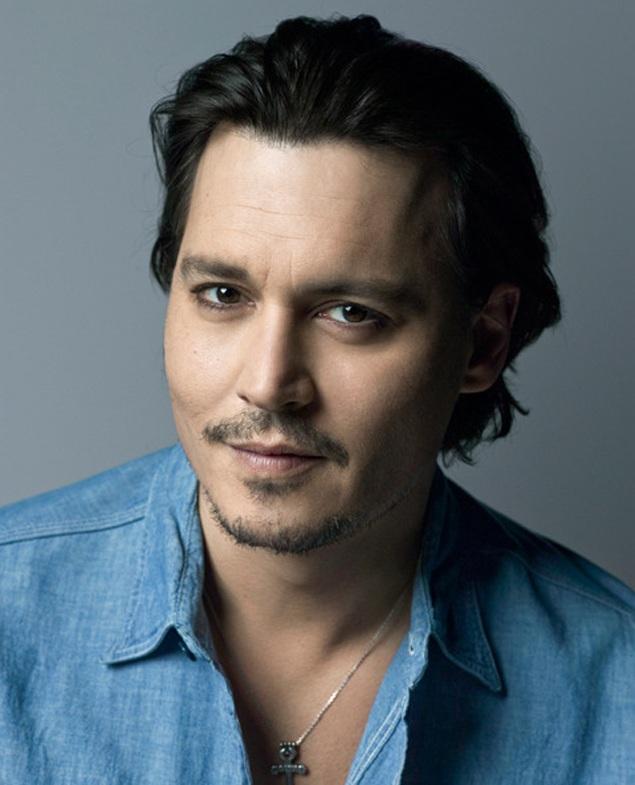 [ Johnny Depp ] 50 ano...